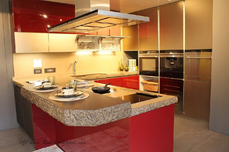 ... Italian Modular Kitchens By Stosa Cucine U2013 Store Launch In Bangalore ...