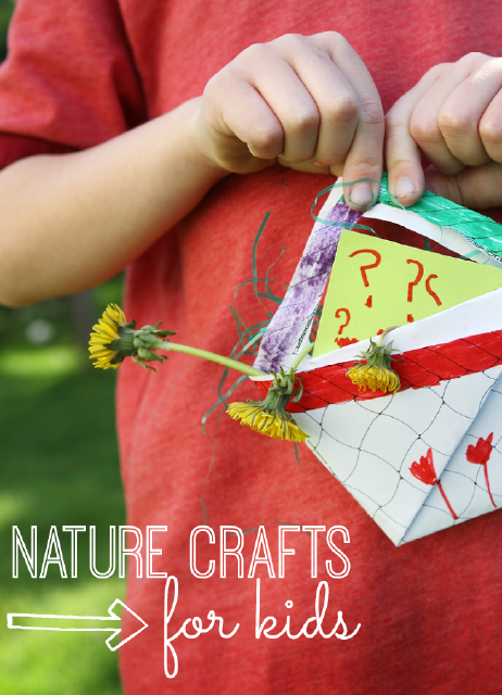The top 10 best blogs on nature crafts for kids for Nature crafts for kids